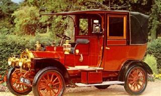 ¿Qué Autos Hubieses Conducido 100 Años Atrás?