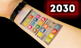 Te Presentamos Tu Teléfono Inteligente En 2030