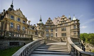 Descubre El Castillo De Moszna En Polonia