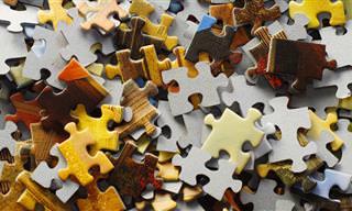 ¡Y Esta Es La Razón Por La Que No Podía Acabar El Puzzle!