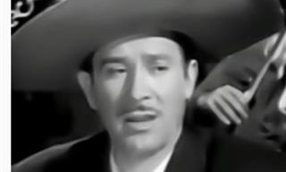 Pedro Infante Interpreta La Canción Cien Años