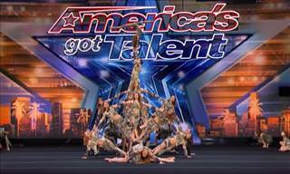 America's Got Talent: La Compañía De Baile Zurcaroh