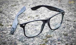 Mantén Tus Gafas En Buen Estado Con Estos 12 Consejos