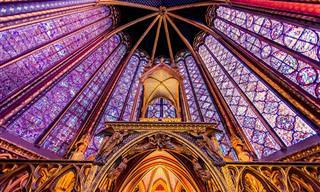 14 Fotografías De La Preciosa Iglesia De Sainte-Chapelle