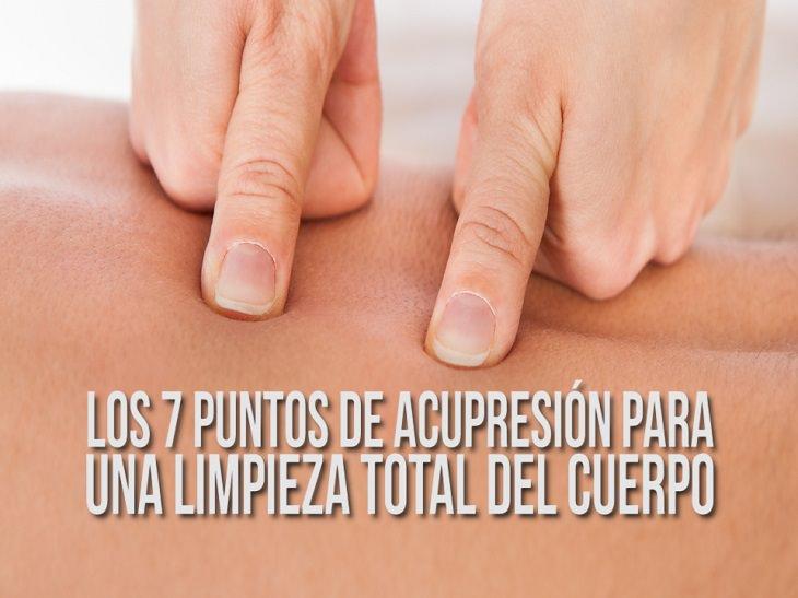 puntos de acupuntura en la mano para adelgazar