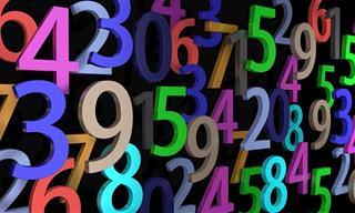 ¿Reconoces Los <b>Números</b> Escondidos En Las Imágenes?