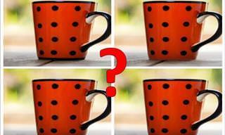 Encuentra Las <b>Diferencias</b>: ¿Eres Capaz De Detectarlas?