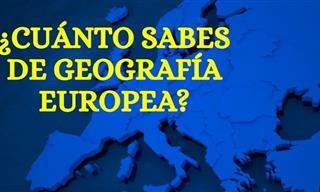 Un <b>Poco</b> De Geografía Europea
