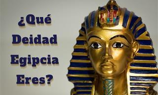 ¿Qué Deidad Egipcia Serías?