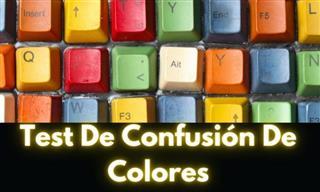El Test De Confusión De Colores