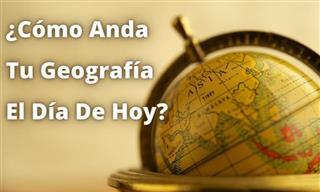 ¿<b>Cómo</b> Anda Tu Geografía Hoy?
