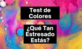 Este <b>Test</b> De Colores Te Dirá <b>Que</b> Tan Estresado Estás