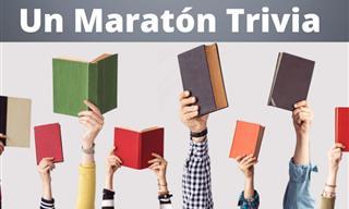 ¿Listo Para Un Maratón De <b>Trivia</b>?