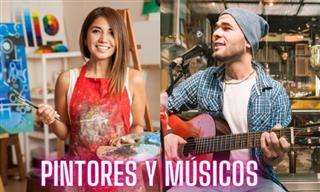 Músicos <b>y</b> Pintores