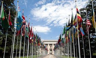 Ponte a Prueba: ¿Conoces <b>Las</b> Banderas Del Mundo?