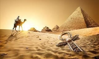 ¿Qué Tanto Conoces <b>Sobre</b> El Antiguo Egipto?