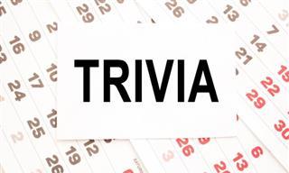 ¿Eres <b>El</b> Maestro <b>De</b> <b>La</b> Trivia?