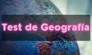 ¿Aprobarás Este <b>Test</b> <b>De</b> Geografía General?