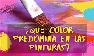 ¿Pueden Estas Pinturas Descubrir <b>El</b> Genio <b>Que</b> Hay En Ti?